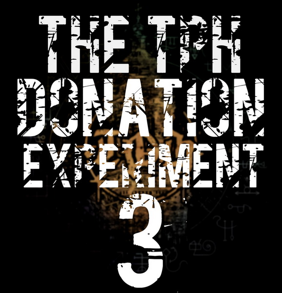 THE TPH DONATION EXPERIMENT 3